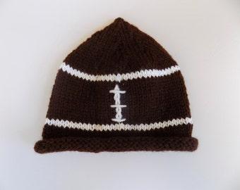 Football Hat, Baby Football Beanie, Sports Hat