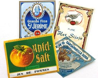 Vintage Lables