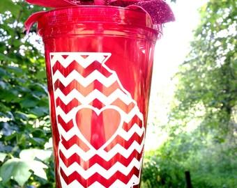 Georgia (Any State) Tumbler Cup