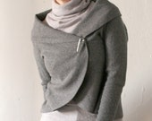 cropped circle wrap - WANDER range - ready to ship - sale