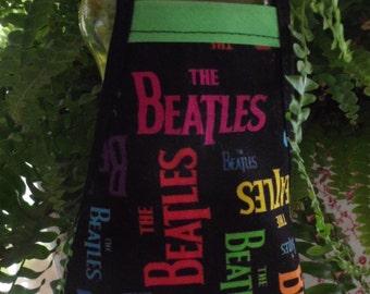 Beatles Fan Dish Soap/Wine Bottle Apron