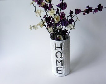 Home Vase / Housewarming gift / wedding gift / new Home / Home decor / home gift