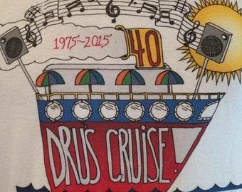 Dru's Cruise Tee Shirts