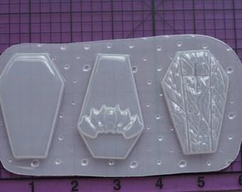 coffin plastic mold