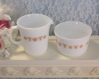 Vintage Williams Sonoma Emile Henry Pink Nested By