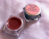 Pink Frosting Lip Gloss-with Shea Butter-FREE SHIPPING