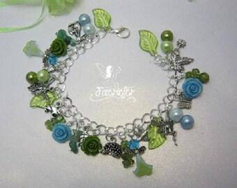 Ostara Spring Equinox faerie bracelet