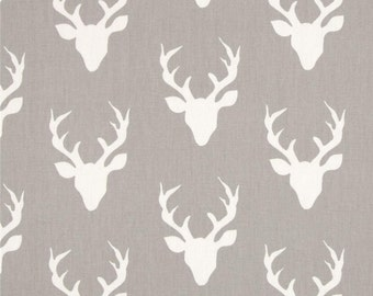HBR-4434 Buck Forest Mist from Hello Bear from Art Gallery Fabrics Fabric by the Yard