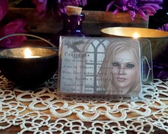 Goddess Cerridwen Soy Tarts, Kerridwen Clam shell tarts, Cerridwen Wax Melts