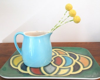 Yellow felt flowers - Yellow pom pom flowers - Round Wool Blossoms - Craspedia, billy balls - Small bouquet - Daffodils - Yarn Pompoms