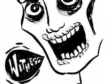 WITNESS: A Mad Max Fanzine