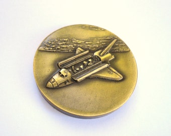 1982 Space Shuttle Token