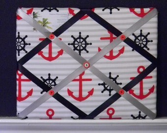 11 x 14 Nautical Memory Board