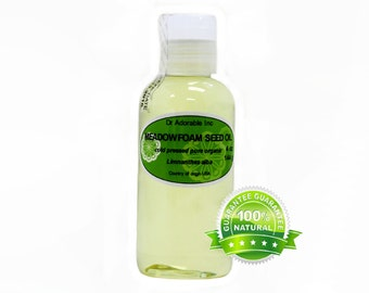 4 OZ Meadowfoam Seed Oil 100% Pure Organic Cold Pressed