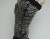 Comfy Cozy Warm Modern Look Corset Gloves Hand Warmers