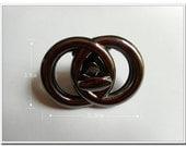 1pcs twist-locks Purse Flip Locks puse locks gunmetal
