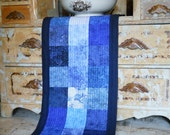 Blue Table Runner 16 x 55