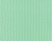 Clearance! 1 yard of Into The Woods Floral Sweet Dots Mint by Lella Boutique For Moda