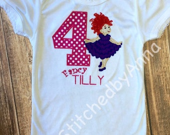Fancy Nancy Birthday Shirt*****Please Read Shop Announcement*****