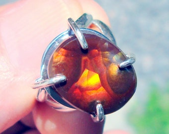 agate ring agate jewelry
