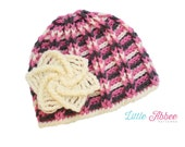 Download Now - CROCHET PATTERN Knit Like Paisley Hat all sizes included