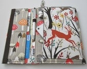 Tablet Keeper in Woodland Walk for iPad, iPad Mini, iPad Air, Nexus 7, Kindle Fire, Nook and more