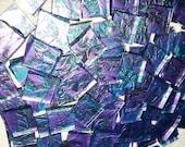 500 blue lavender van gogh mosaic tile handcut tiles art supplies