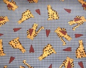 """One Yard """"Quick as a Wink"""" Fabric by Rebecca Carter"""