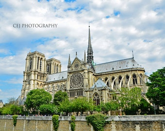 Notre Dame Cathedral III, Paris