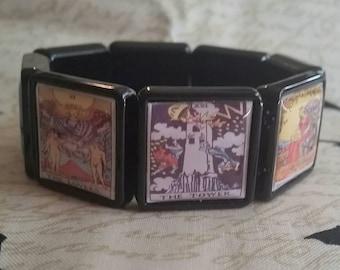 Tarot inspired Bracelet
