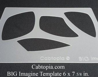 Template Imagine ...Cabochon Lapidary Jewelry