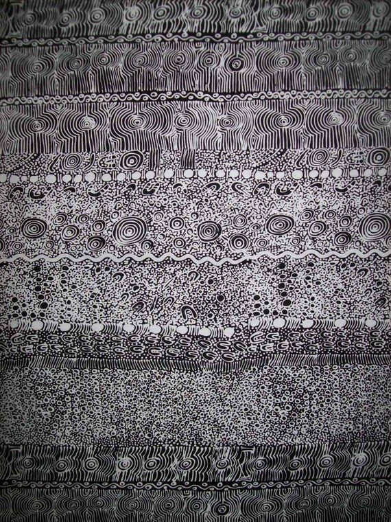 home decor fabric online australia per yard black and white ethnic designer fabric 12231