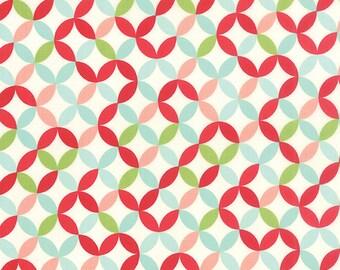 Hello Darling - Orange Peel in Multi by Bonnie & Camille for Moda Fabrics