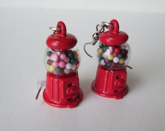 Gumball Machine Earrings