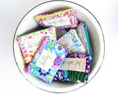Bridesmaid Gift Ideas, Personalized Makeup Bag, Wedding Party Cosmetic Bags, 3 or More Bulk Order Pricing, MADE TO ORDER