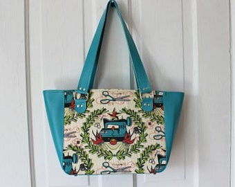 Reap What You Sew Tote