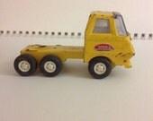 Vintage Tonka Yellow Semi Truck