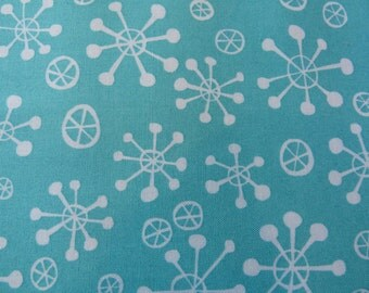 Snow,  by Heather Bailey for Free Spirit Fabrics, 1/2 yd
