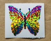 Hambly Studios Butterfly Sticker