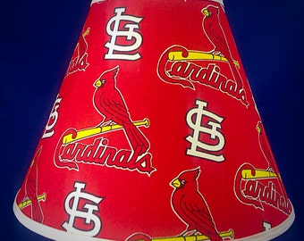 St Louis Cardinals Lamp Shade