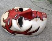One of a kind Deer Skull design Mask