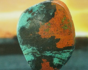 Sorona Sunset Chrysocolla 8777