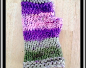 Fingerless Gloves - Bouquet