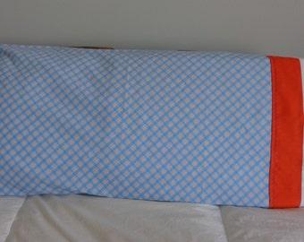 Don't Get Mad, Get Plaid - King Pillowcase Pair