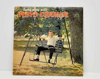 Swing Along with Floyd Cramer -- Record Album --