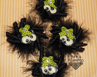 Webber hair clip I Spider I Halloween I Original I Spooky
