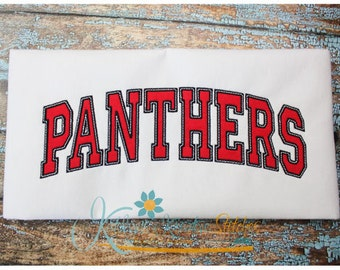 Panthers Arched