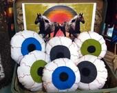 Handmade Eyeball Pillows