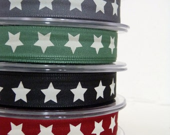 Berisford Star Ribbon - 4 colours available