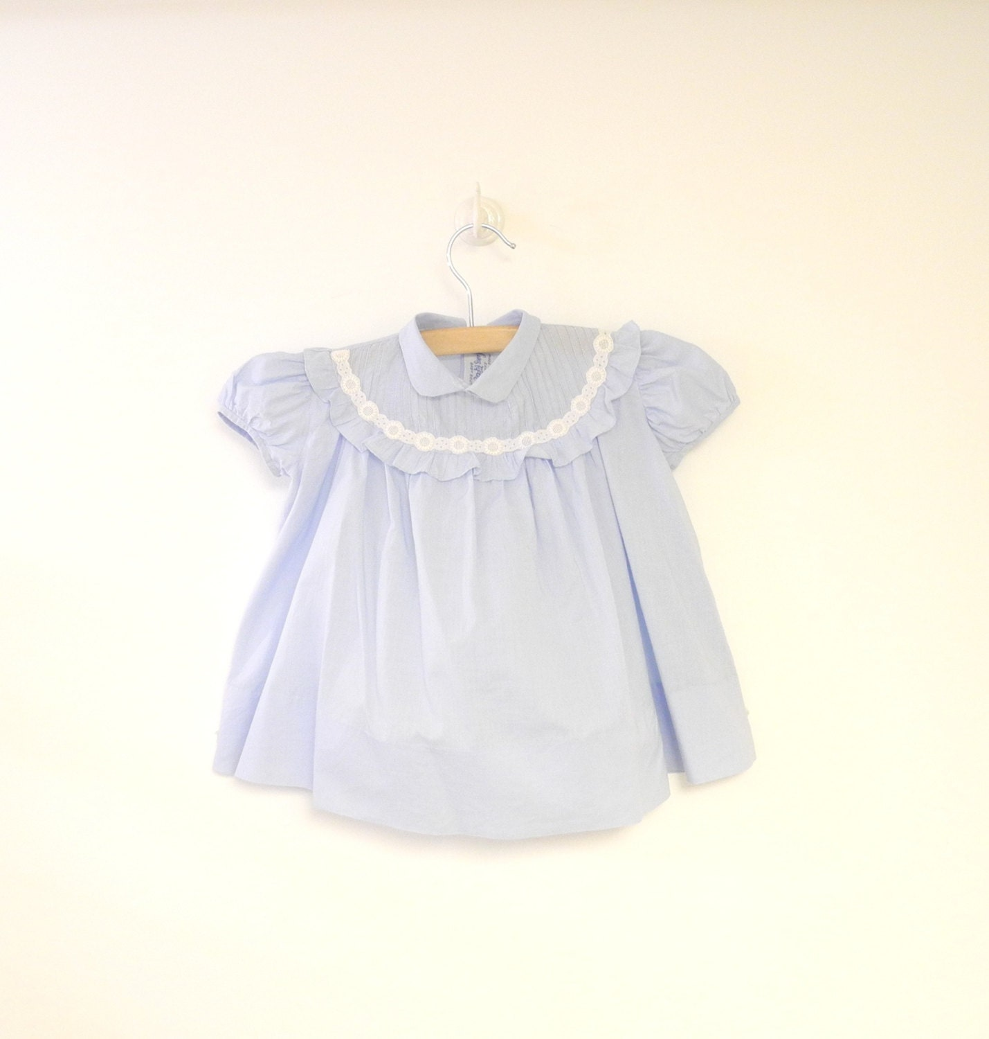 vintage baby clothes 1950 s saks fifth avenue light blue